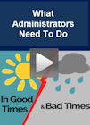 What Administrators Need to Do